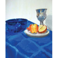 Rosh Hashanah Table Card
