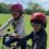 Ava and Levi's Cycling Challenge
